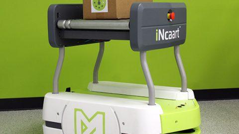 Matthews' Autonomous Mobile Robots Optimize Picking and Material Movement Processes in Order Fulfillment